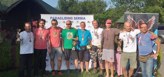 Спортски савез града Пожаревца - параглајдинг